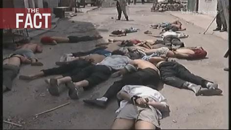 中国共産党のウイグル弾圧!「2013ウルムチ大虐殺」の実態