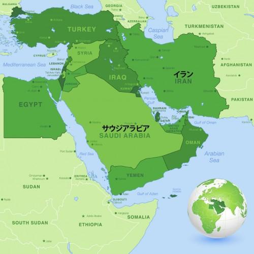 イラン イラク 違い